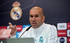 Zidane: «Al que le gusta el fútbol le tiene que gustar Benzema»