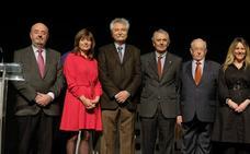 El Colegio de Psicólogos de Castilla y León reivindica en los premios Huarte su papel en la sociedad