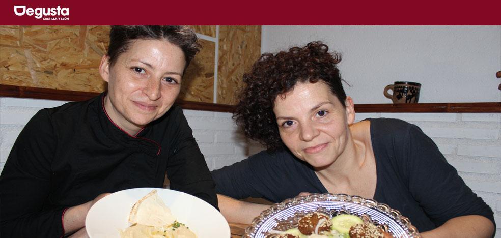 Un puente culinario a Siria