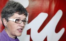 Montserrat Barcenilla: «Al alcalde le están desmontando la ciudad sin que sea capaz de dar un puñetazo encima de la mesa»
