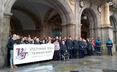 «Las víctimas del terrorismo nunca lo podremos olvidar»