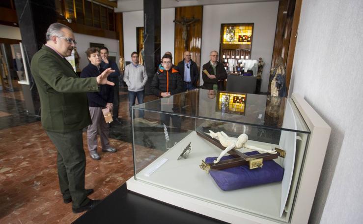 La exposición 'Tesoros del Seminario' inaugura la semana del Seminario de Valladolid