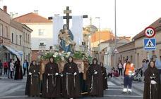 Programa de procesiones del Sábado de Pasión, 24 de marzo, en Palencia