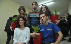 La solidaridad sin fronteras de cinco jóvenes vallisoletanos