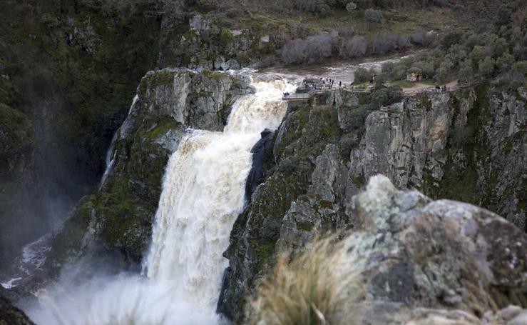 Las cascadas de Castilla y León, en todo su esplendor