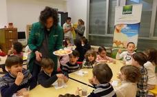 Gullón organiza 35 talleres infantiles para promover la alimentación saludable