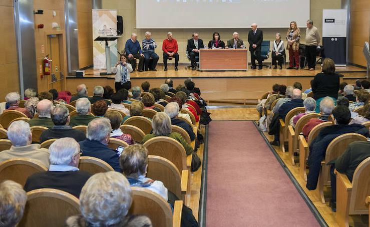 Asamblea de la Federación de Jubilados de Segovia