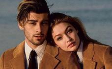 Gigi Hadid y Zayn Malik, cada uno por su lado