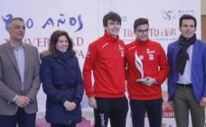 La Universidad de Salamanca, campeona del Trofeo Rector