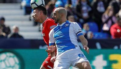 El Sevilla recibe una dura dosis de realidad liguera en Butarque
