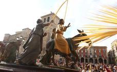 Programa de procesiones del Domingo de Ramos, 25 de marzo, en Zamora