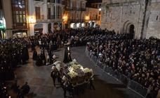 Programa de procesiones del Sábado Santo, 31 de marzo, en Zamora