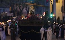 Programa de procesiones del Lunes Santo, 26 de marzo, en Zamora
