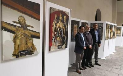 La Salina inaugura una exposición fotográfica previa a 'Crvcifixvs'