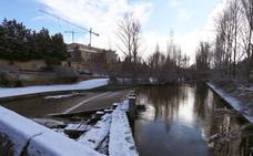 El hielo y la nieve impiden ir a clase a 2.554 alumnos de toda la comunidad excepto Valladolid y Salamanca