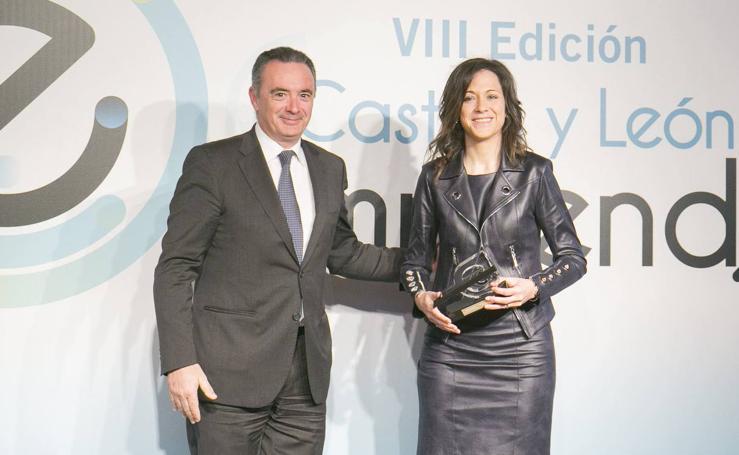 Así fueron las anteriores ediciones de los Premios 'Castilla y León Emprende'