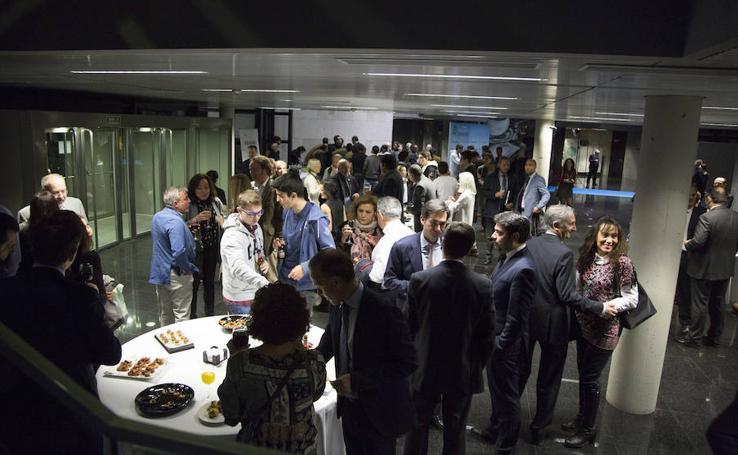 IX entrega de premios Castilla y León Emprende