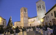 Siete procesiones se desarrollarán en Arévalo para celebrar la conmemoración de la pasión, muerte y resurrección de Jesucristo