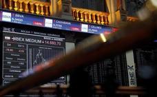 La 'guerra comercial' entre EE UU y China lastra al Ibex un 3,77% en la semana