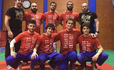 El Judo Club Doryoku vuelve a la liga nacional en Madrid