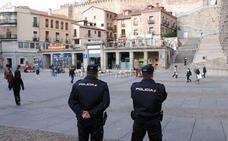 Las fuerzas de seguridad redoblan la vigilancia en Semana Santa