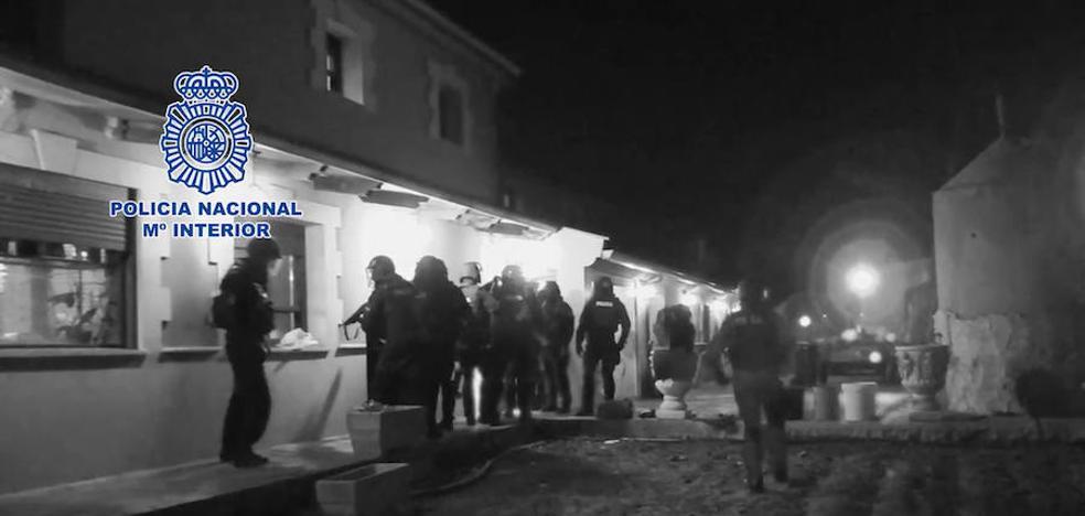 El guardia civil implicado en la macrorredada de Valladolid queda en libertad con cargos
