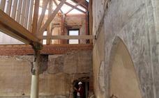 El Palacio de Enrique IV de Segovia avanza para ser centro expositivo