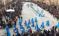 Una procesión para los más jóvenes