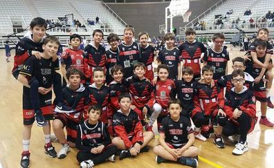 Triunfo de la Escuela de Tecnificación 'Criado Hermanos' del CB Tormes en el torneo internacional de Oporto