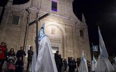 Peregrinación de la Promesa llevó al Atado a la Columna hasta la parroquia Nuestra Señora de Belén