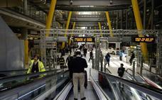 Las botellas de agua de los aeropuertos españoles no podrán costar más de un euro