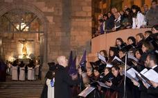 Un cuarto de siglo celebrando el Miserere en Ávila