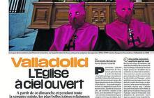 El diario francés 'Libération' ensalza la Semana Santa de Valladolid