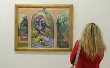 El Patio Herreriano muestra un centenar de obras de Sorolla sobre su jardín y cómo le retrataron los fotógrafos