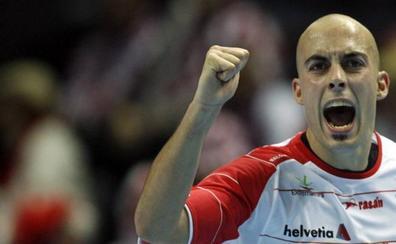 La Asobal homenajeará a Rocas, que se retira como jugador