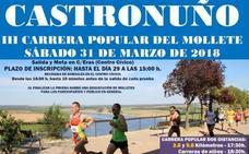 Castronuño celebrará su Sábado Santo con la III Carrera del Mollete