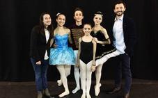 Los bailarines del Centro de Danza destacan en Burgos y Torrelavega