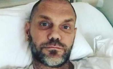 Nacho Vidal, cinco días hospitalizado