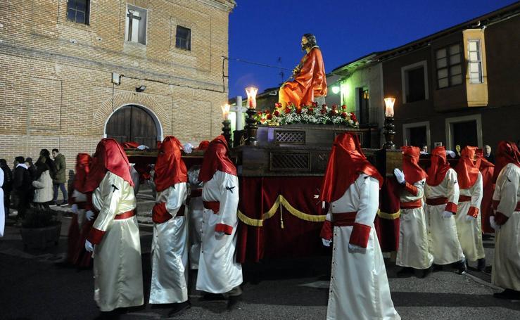 Procesión de la Vera Cruz en Nava del Rey
