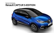Renault lanza la serie limitada 'S-Edition' del Captur fabricado en Valladolid