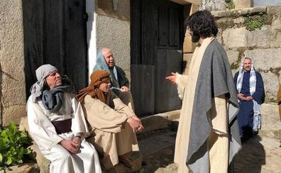 'La Pasión' de Cateja vuelve a La Alberca tras su paso por La Purísima y Mogarraz