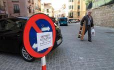 Las procesiones limitan el tráfico en más de una treintena de calles