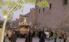 Ochenta años acompañando al Cristo de los Ajusticiados en Ávila
