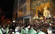 San Pablo acoge un acto en sustitución de La Oración del Huerto