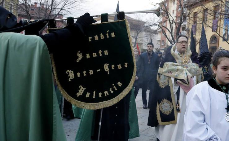 La procesión de la Oración del Huerto, suspendida en Palencia