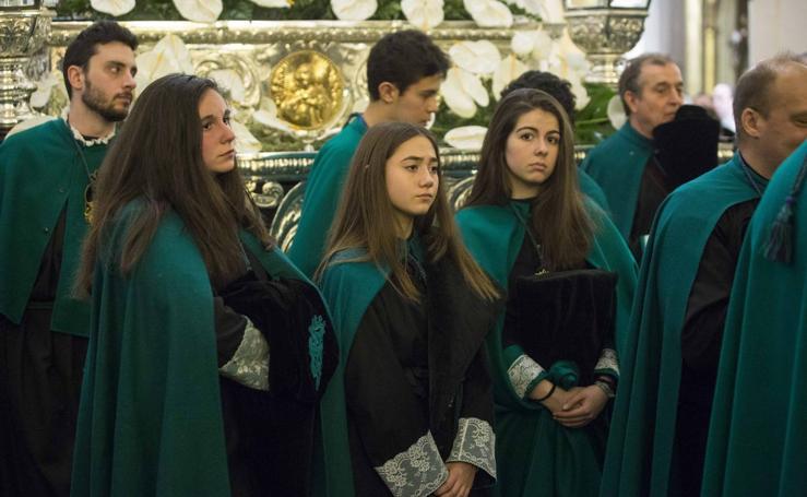 Suspendida la procesión de Regla de la Vera Cruz por la amenaza de lluvia