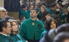 La lluvia obliga a suspender y modificar el recorrido de varias procesiones de Valladolid