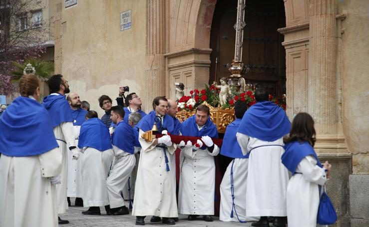 La procesión del Encuentro cierra la Semana Santa salmantina 2/2