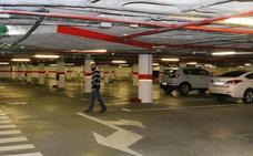 El aparcamiento del Campillo abre al público sus 106 plazas después de estar cuatro años cerrado