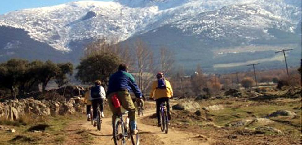 Los ciclistas segovianos saldrán a la calle contra las restricciones del Plan de Guadarrama
